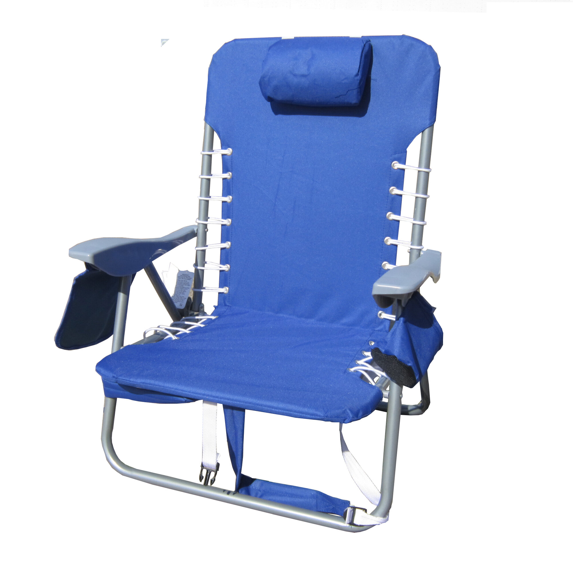 Pure Weather Pure Weather Canopy Beach Chair Ebay