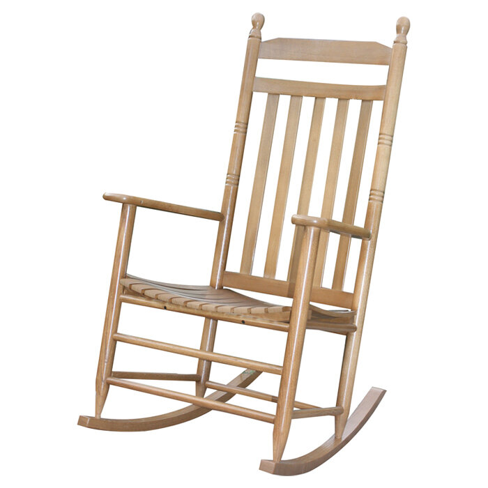 Dixie Seating Company Adult Indoor Outdoor Rocking Chair