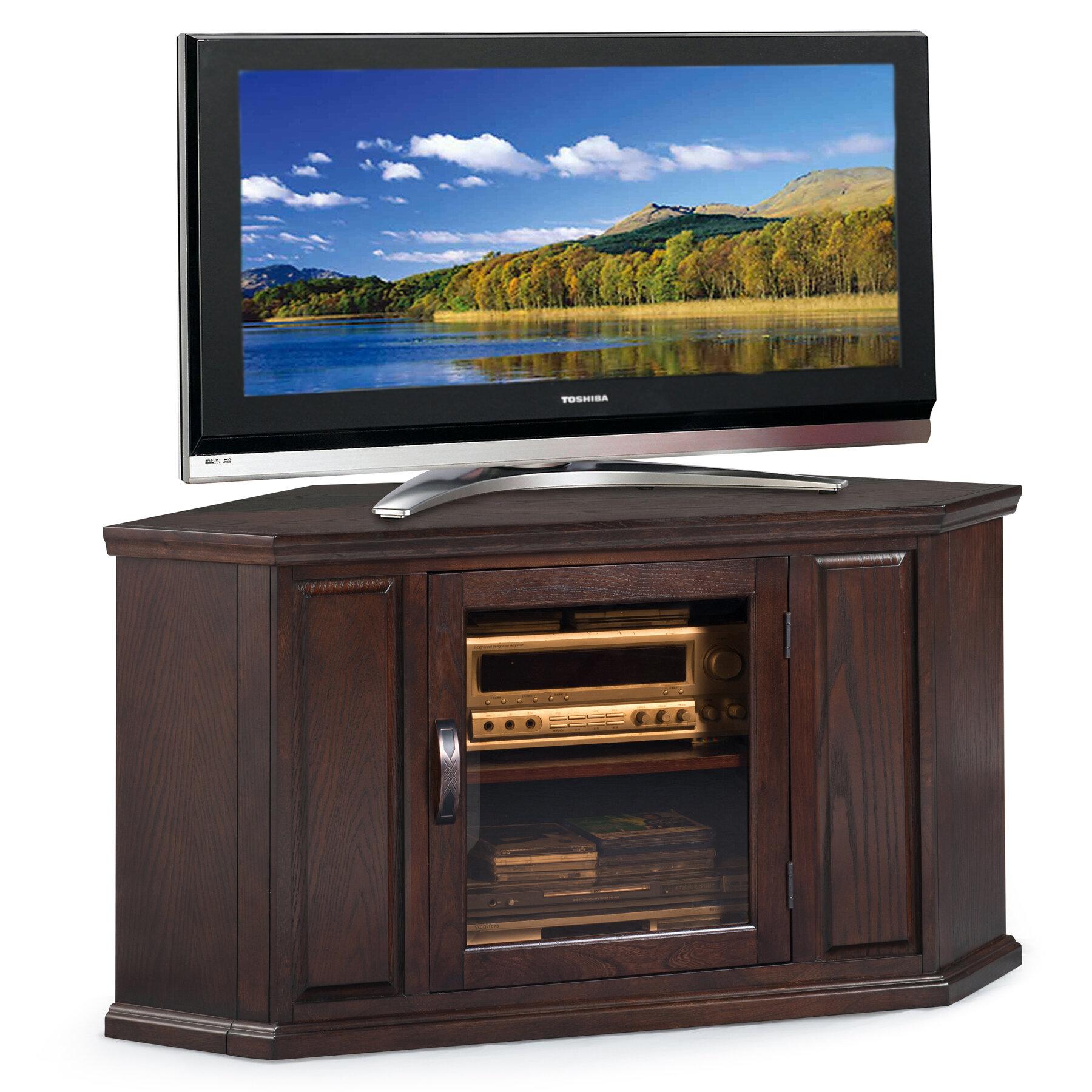 leick furniture tv stand lkf1586 ebay. Black Bedroom Furniture Sets. Home Design Ideas