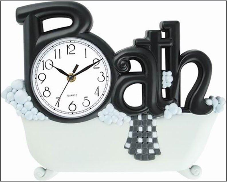 Wee S Beyond Bath 4 72 Quot Wall Clock Ebay