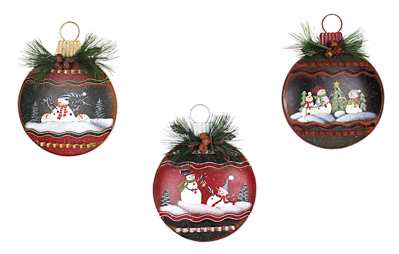 Attraction design home christmas hanging piece small