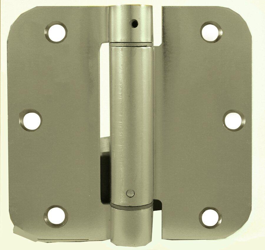 Verona Home Design 3 5 H X 3 5 W Self Closing Single Door Hinge Ebay