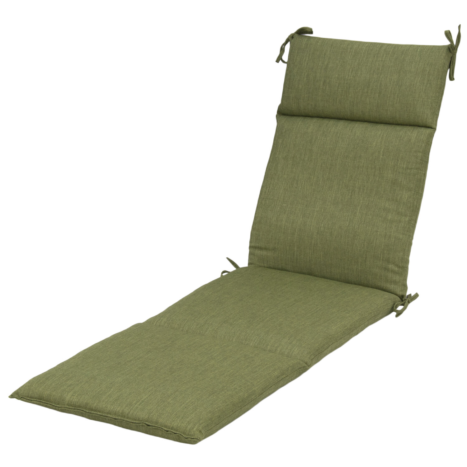 Plantation patterns outdoor chaise lounge cushion ebay for Chaise lounge cushion outdoor