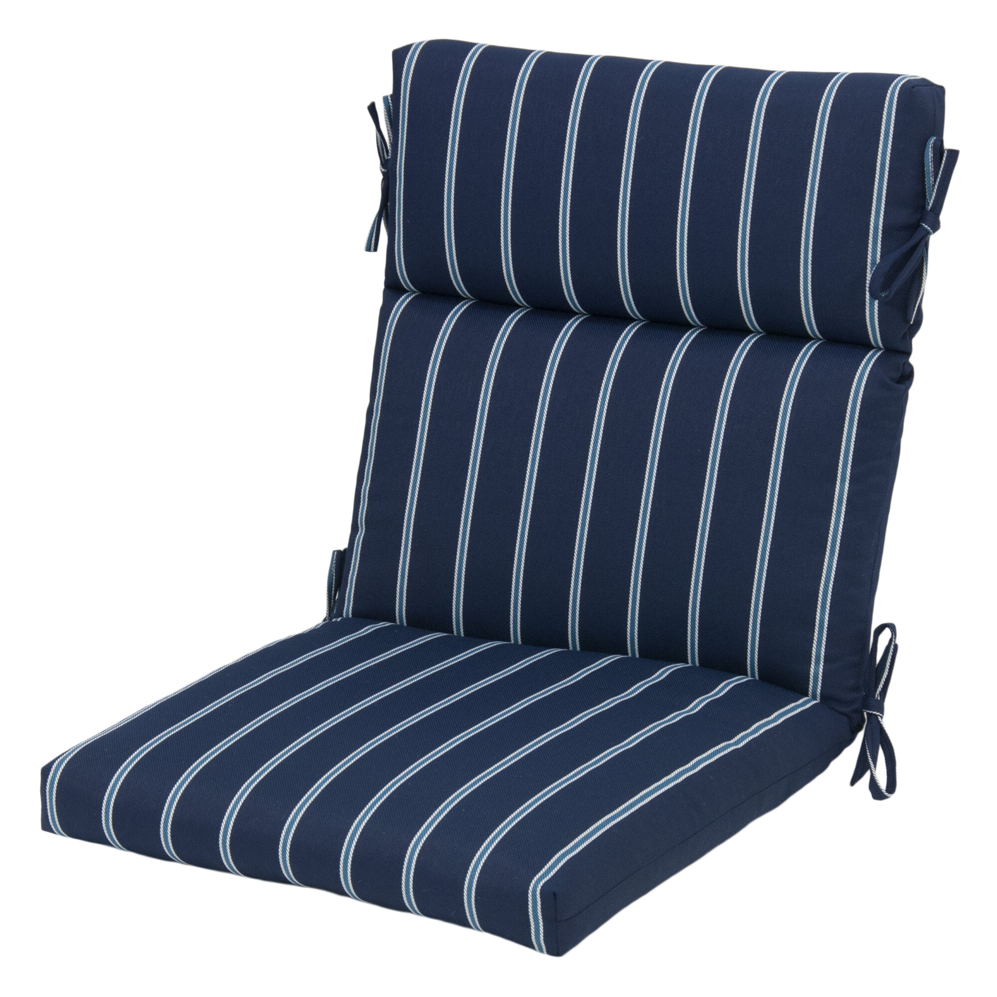 Plantation Patterns Outdoor Dining Chair Cushion | eBay
