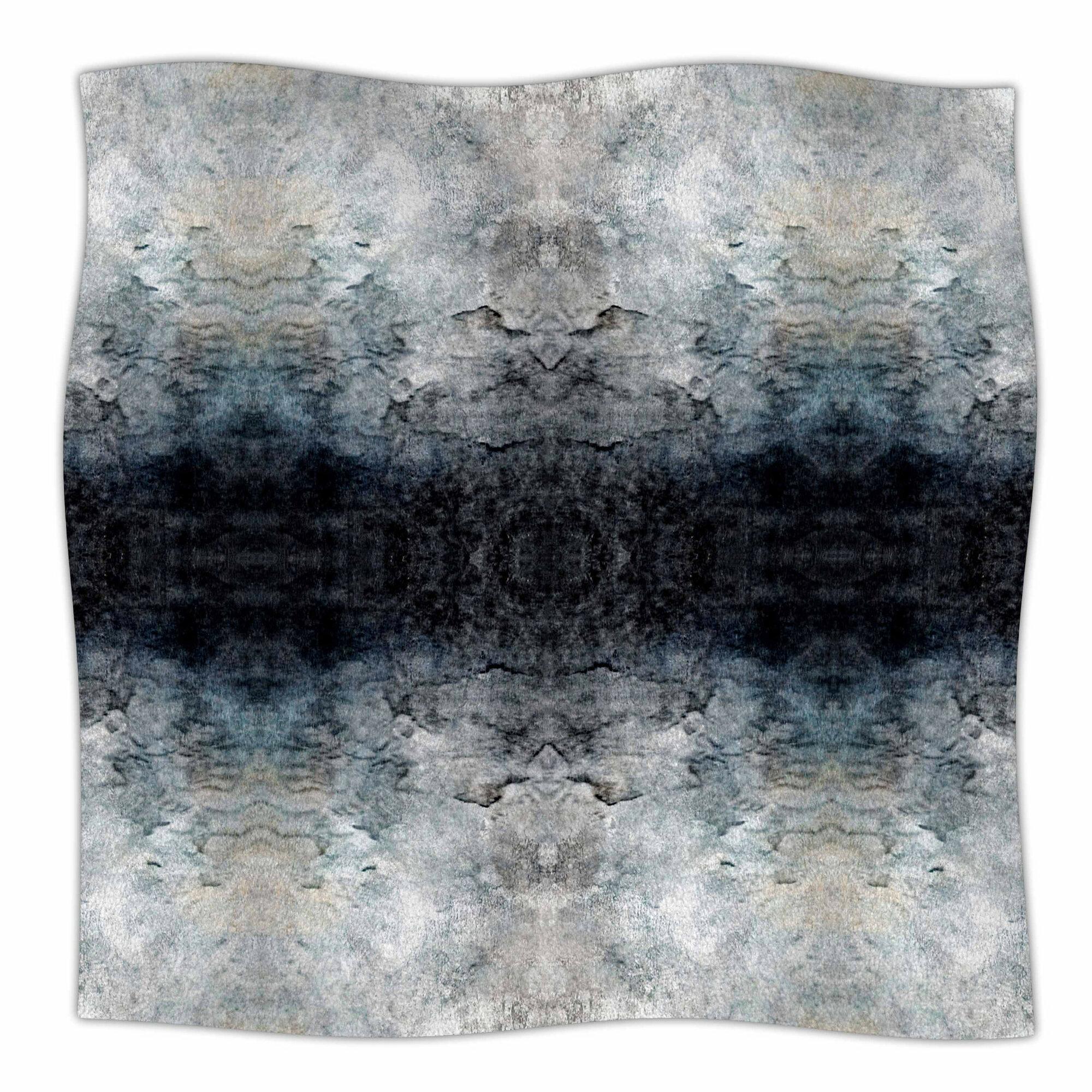East Urban Home Heavenly Abstraction l Fleece Throw Blanket