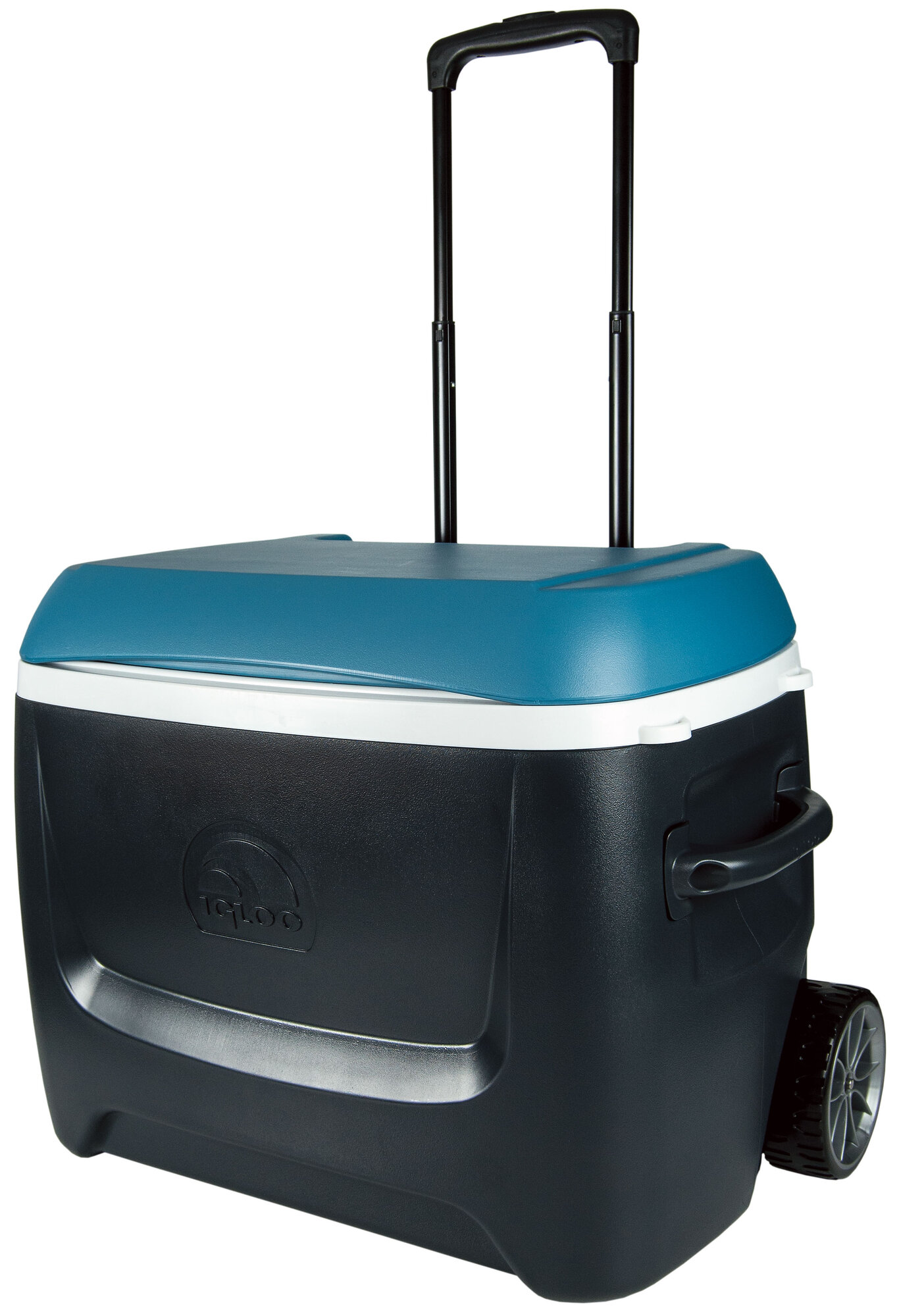 Igloo 50 Qt Maxcold Island Breeze Roller Cooler Ebay