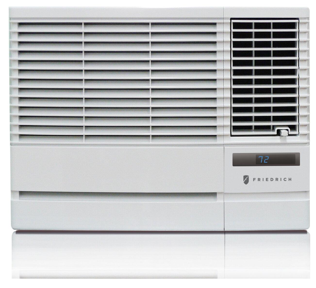 Friedrich chill 10 000 btu energy star window wall air for 120v window air conditioner