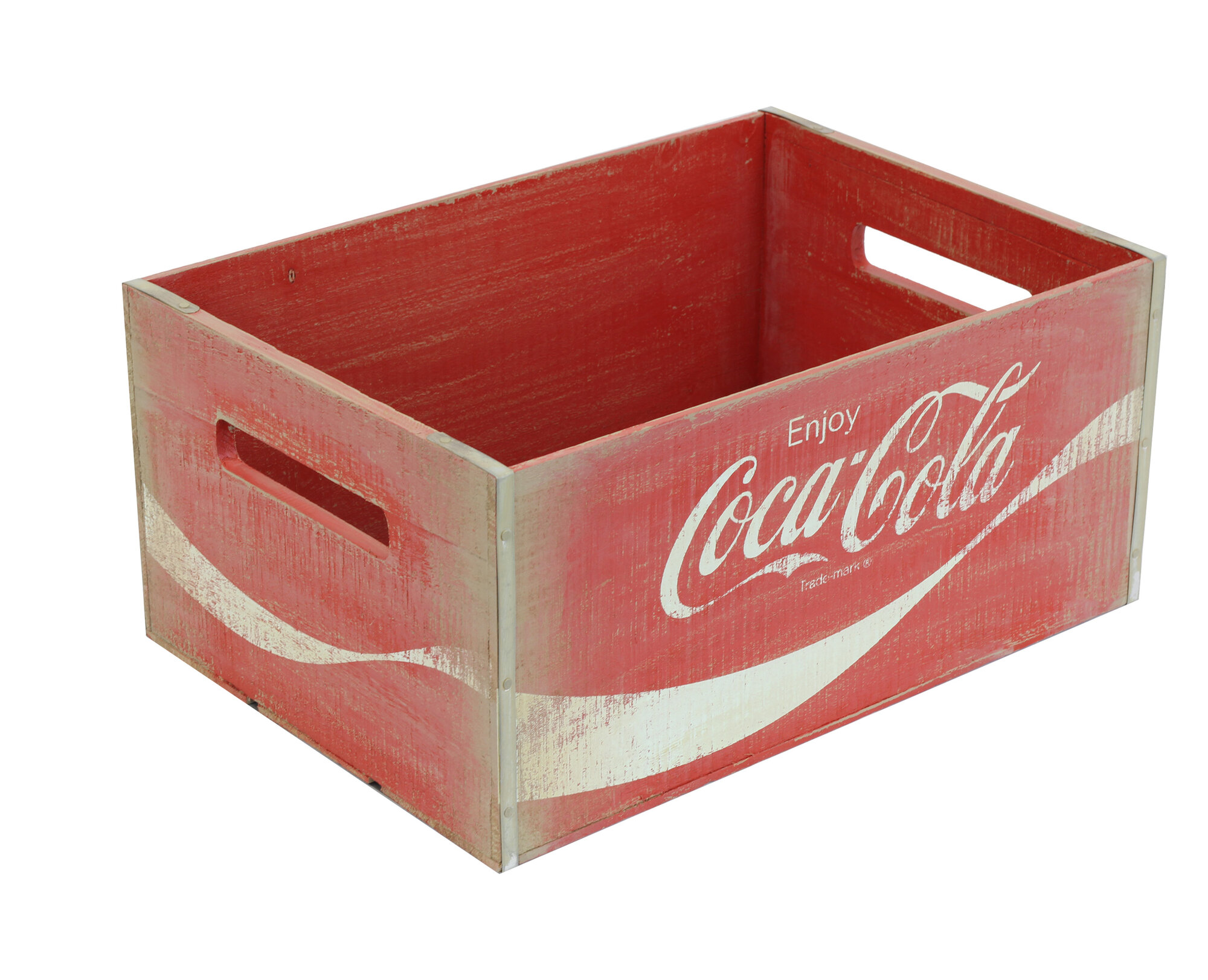 Crates pallet coca cola crate ebay for Pallet dog crate