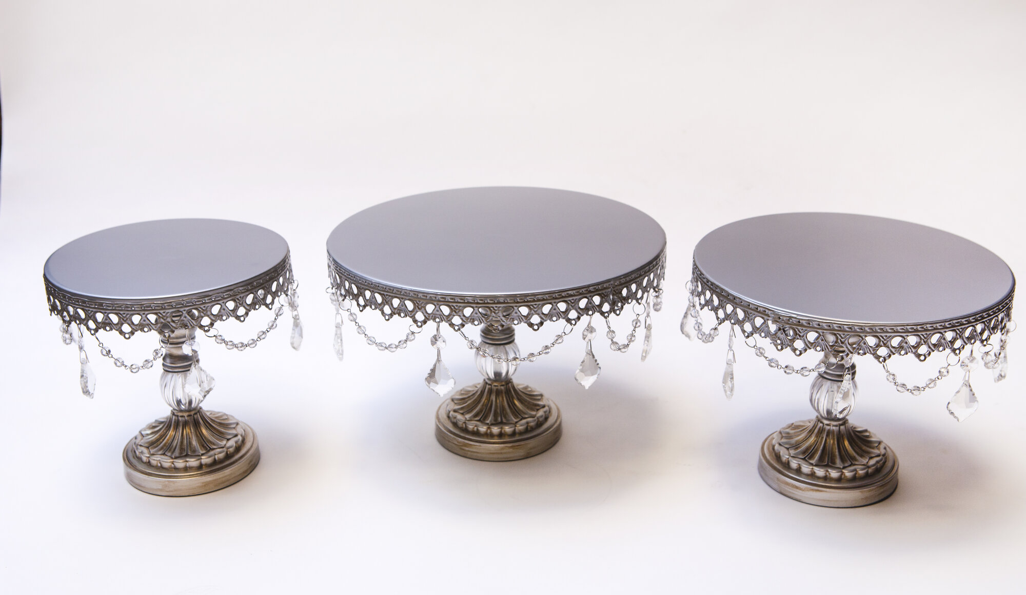 Opulent Treasures Large Cake Stand