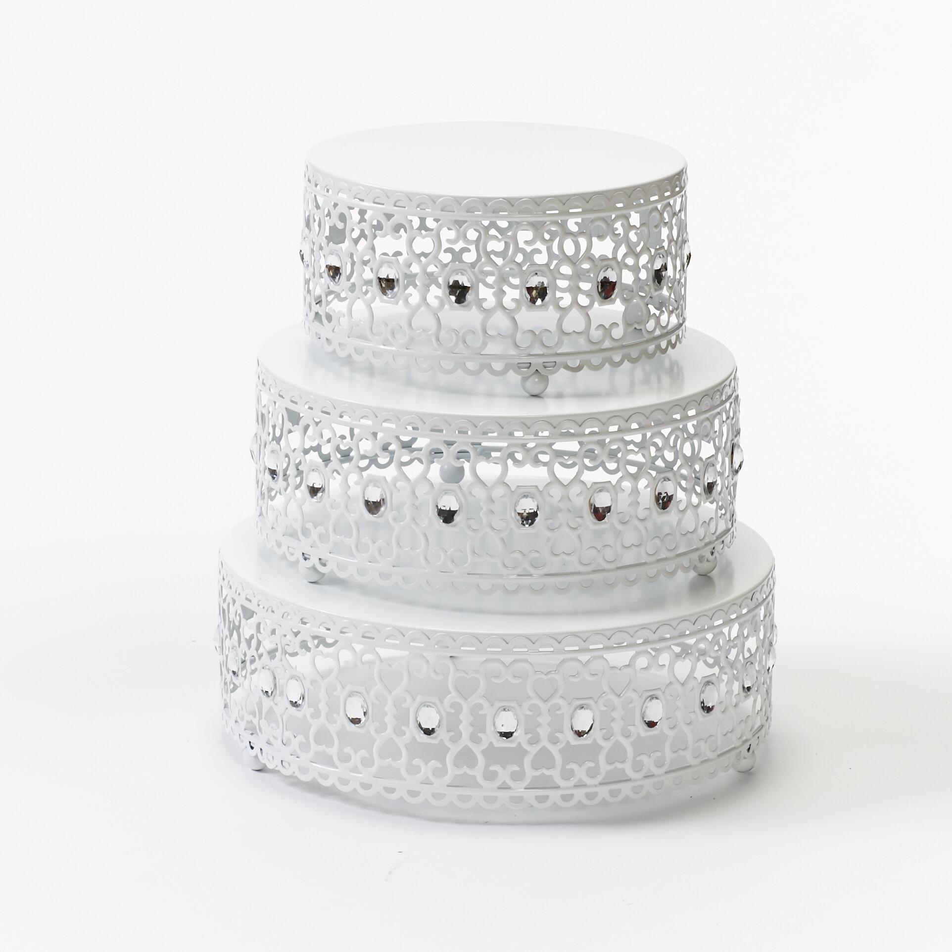 Loop Band Cake Stand