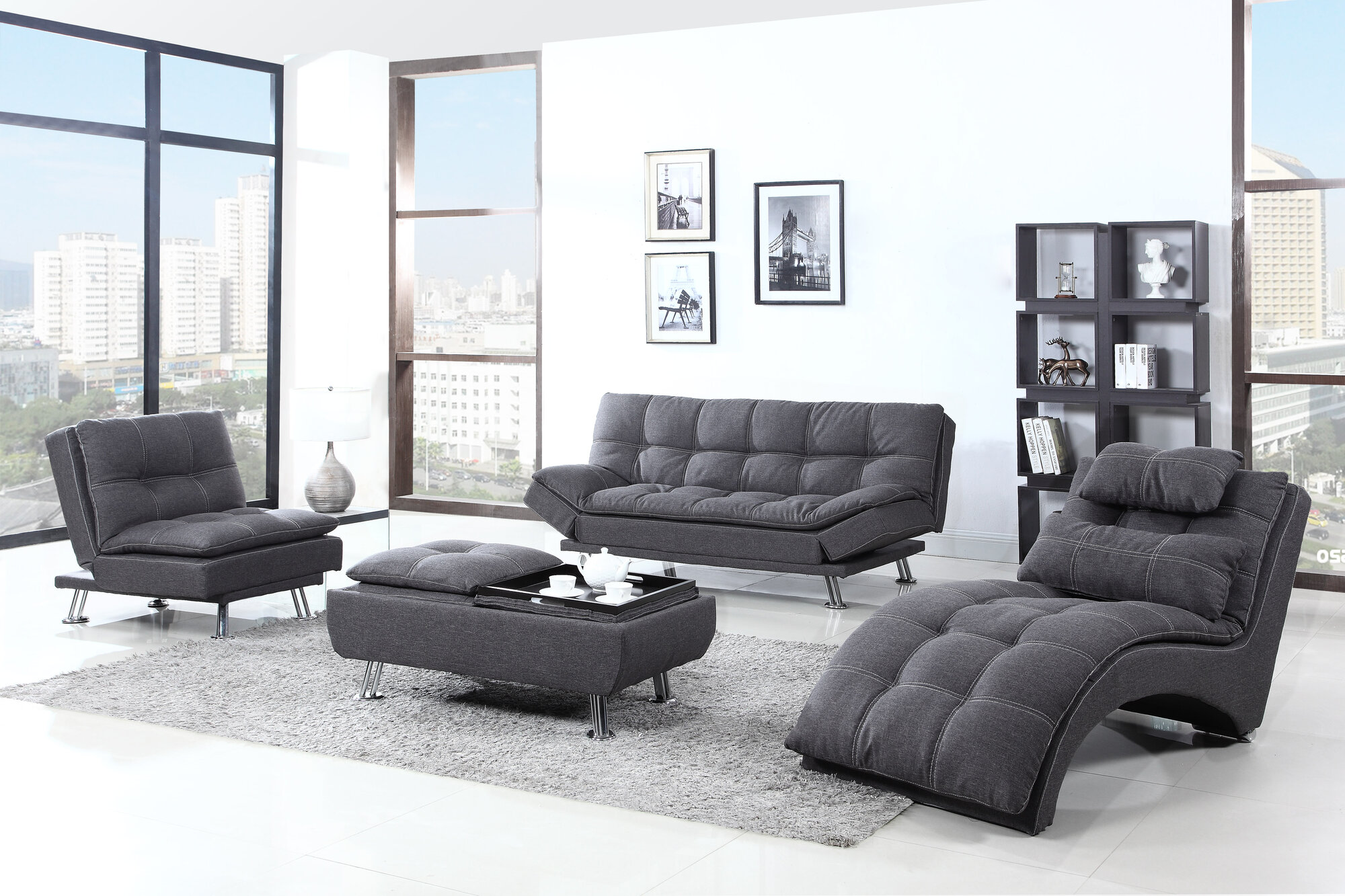 Best Quality Furniture Chaise Lounge