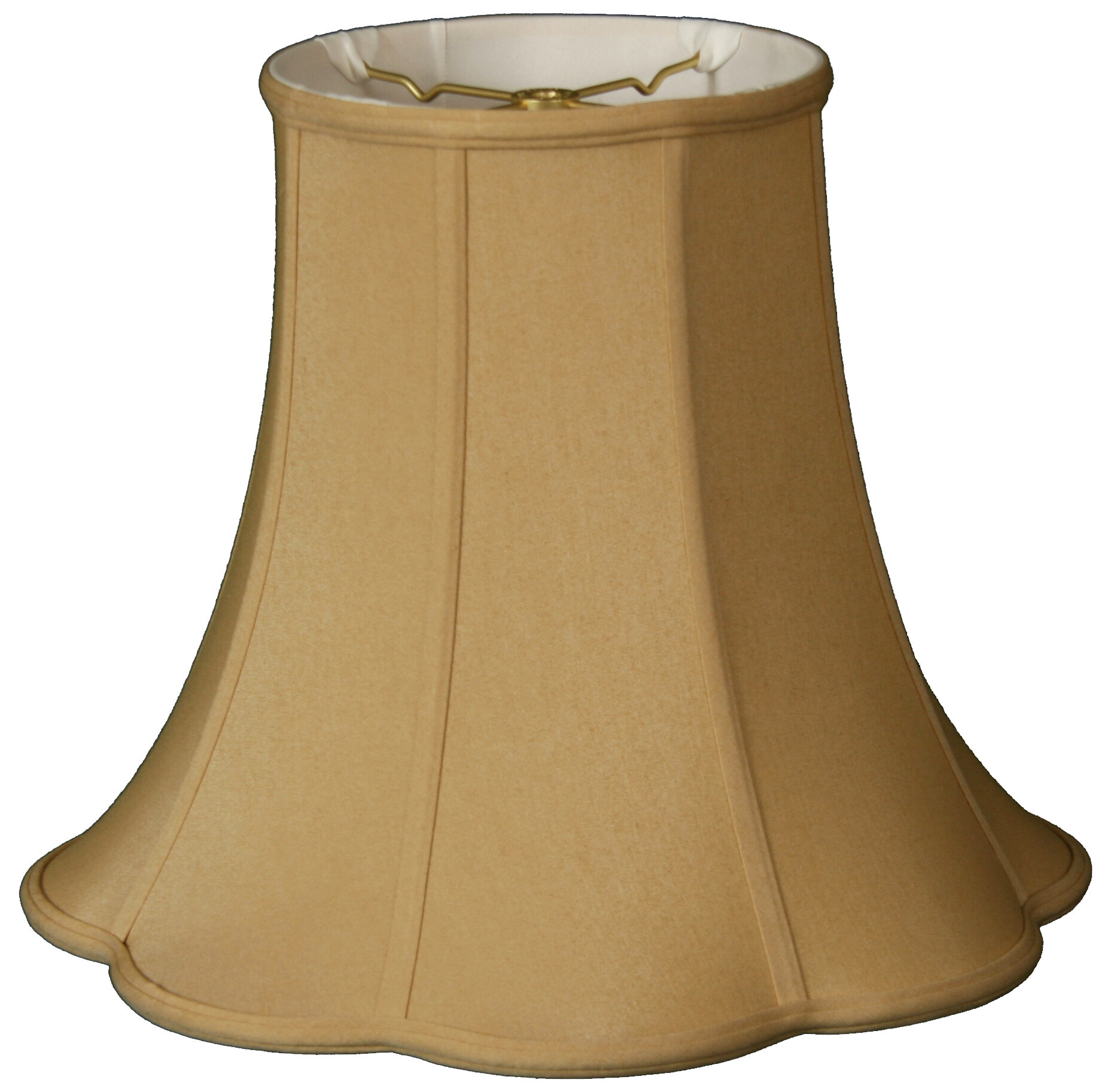 Royal Designs Timeless 14 Silk Bell Lamp Shade Ebay