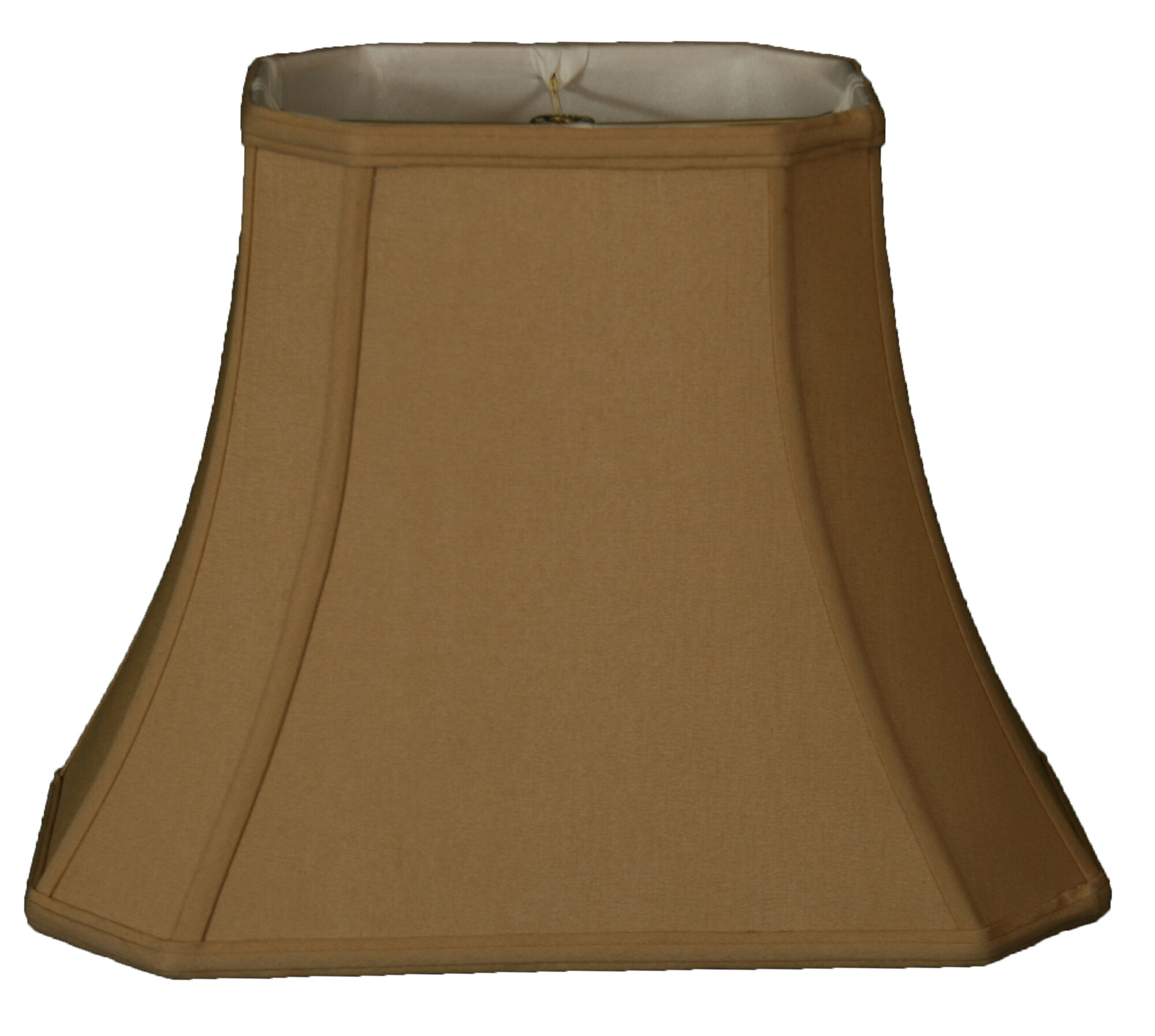 Royal Designs Timeless 16 Silk Bell Lamp Shade