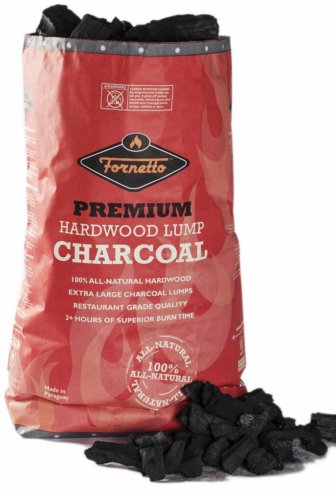 Fornetto Quebracho Hardwood Lump Charcoal Ebay