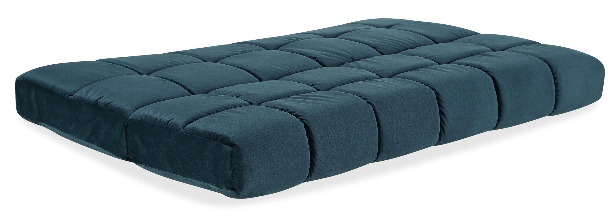 Pillow Top Futon Mattress Minimalist Sofa Bed With Storage