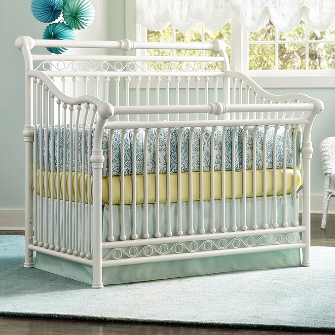 Baby 39 S Dream Furniture Inc Cirque Convertible Crib Ebay