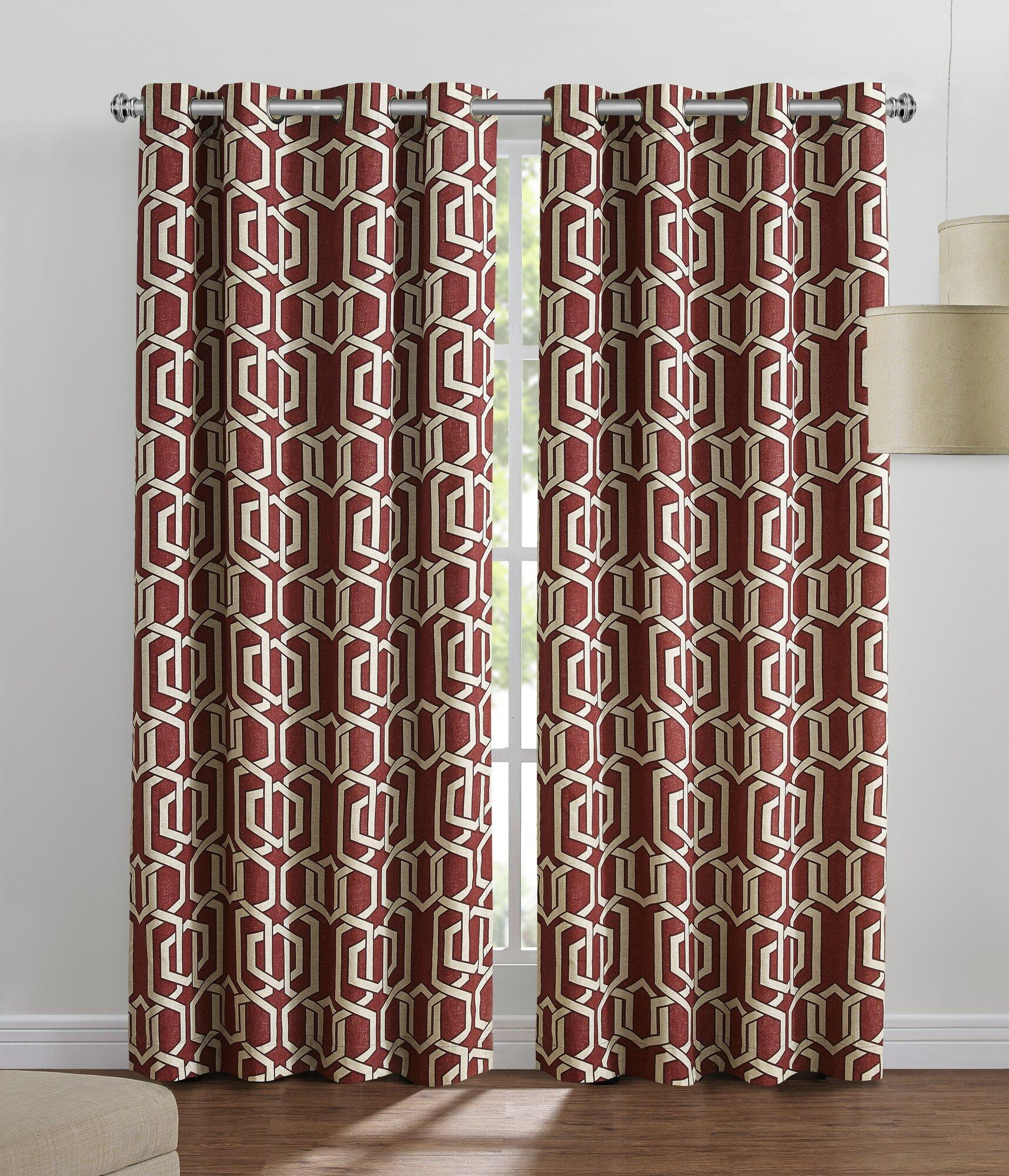 Richloom Home Fashions Metropolitan IndoorOutdoor Single