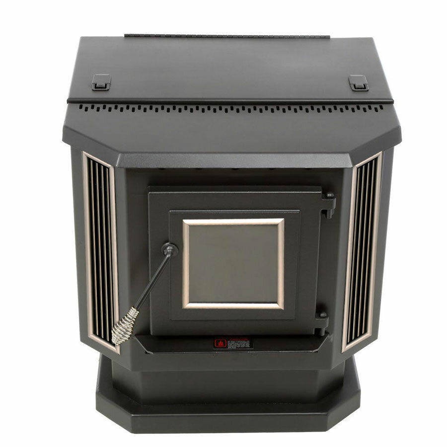 England S Stove Works 2 200 Sq Ft Direct Vent Pellet