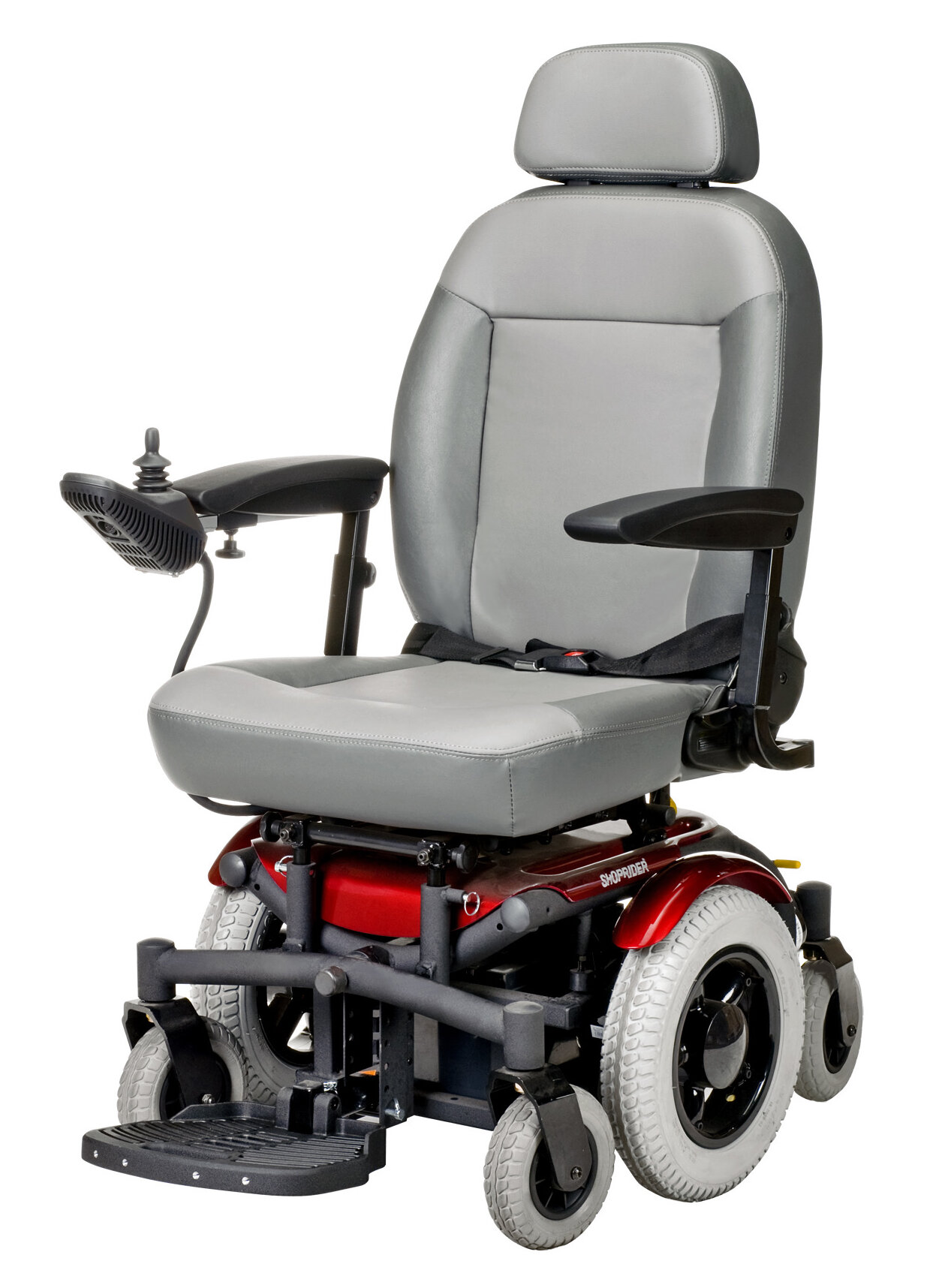 Shoprider 6 runner 14 power chair electric wheelchair mid for Mobility chair
