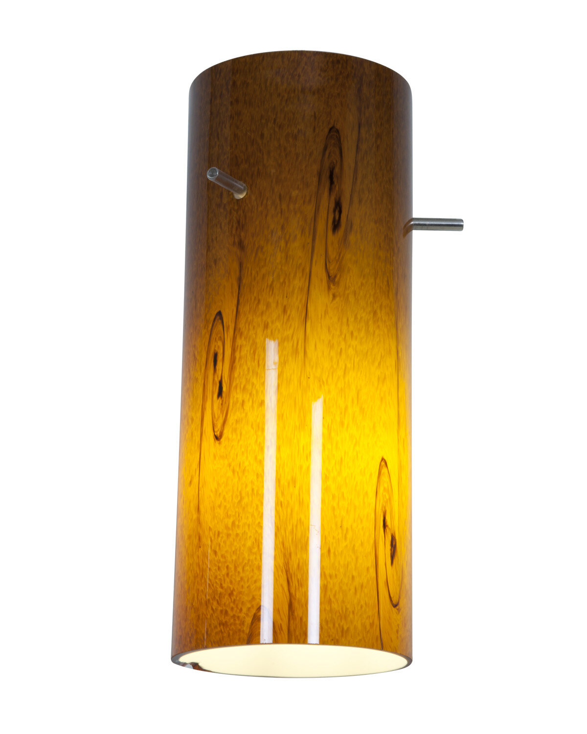 Access Lighting Cylinder 4 Glass Drum Pendant Shade