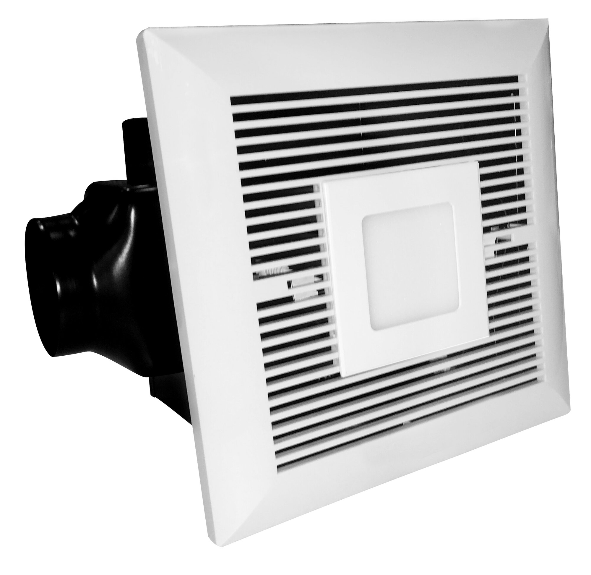 Tatsumaki 120 Cfm Bathroom Fan With Led Light Ebay