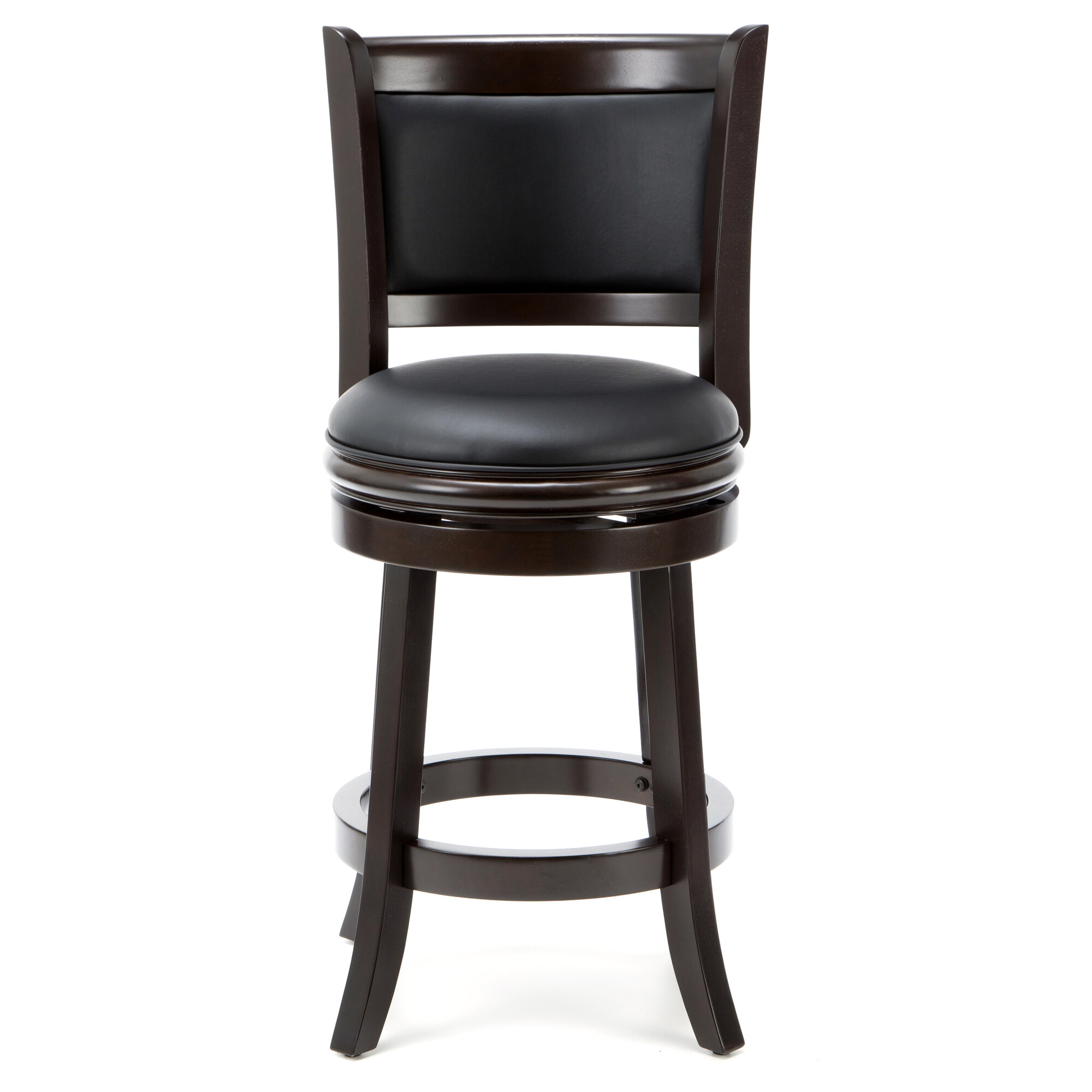 Boraam Industries Inc Augusta 24 Quot Swivel Bar Stool With