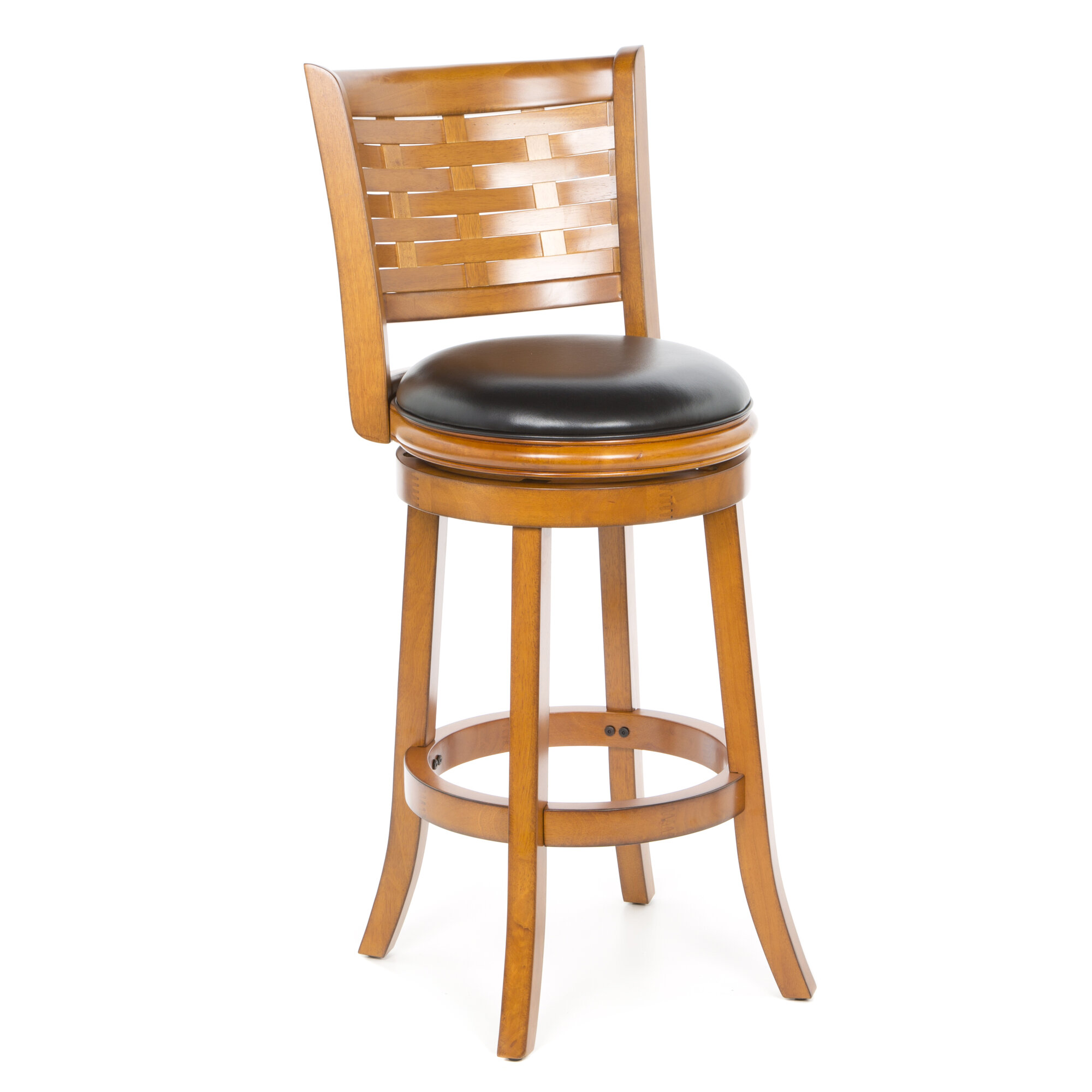 Boraam Industries Inc Sumatra Swivel Bar Stool With