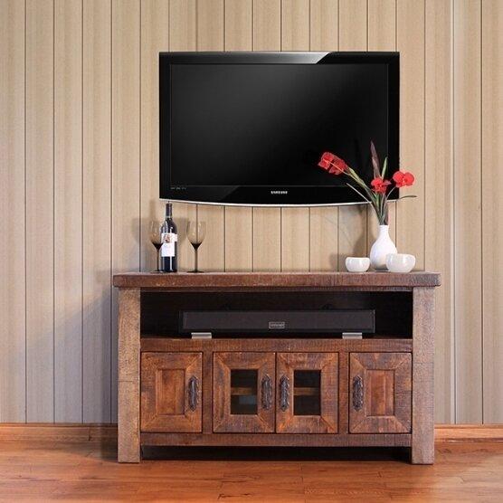 artisan home furniture magnolia tv stand ebay. Black Bedroom Furniture Sets. Home Design Ideas