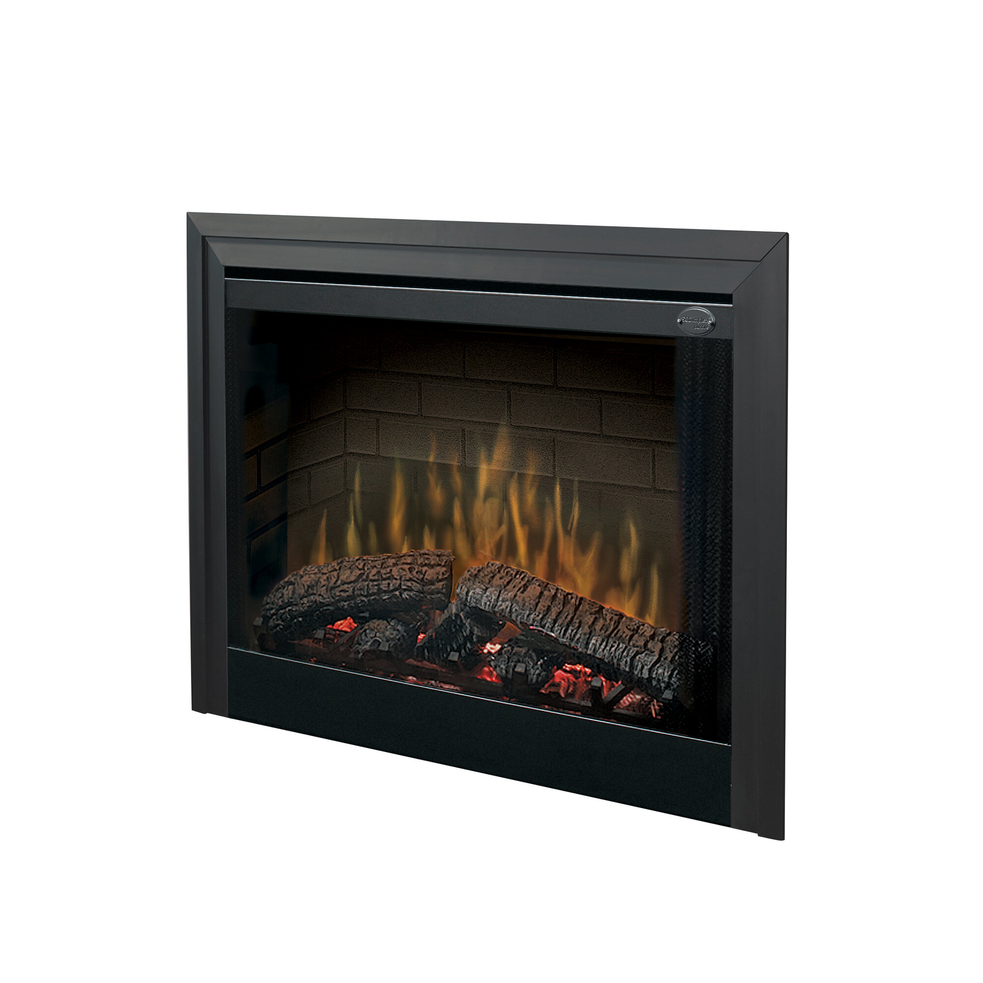 Dimplex 39 Wall Mount Electric Fireplace Insert