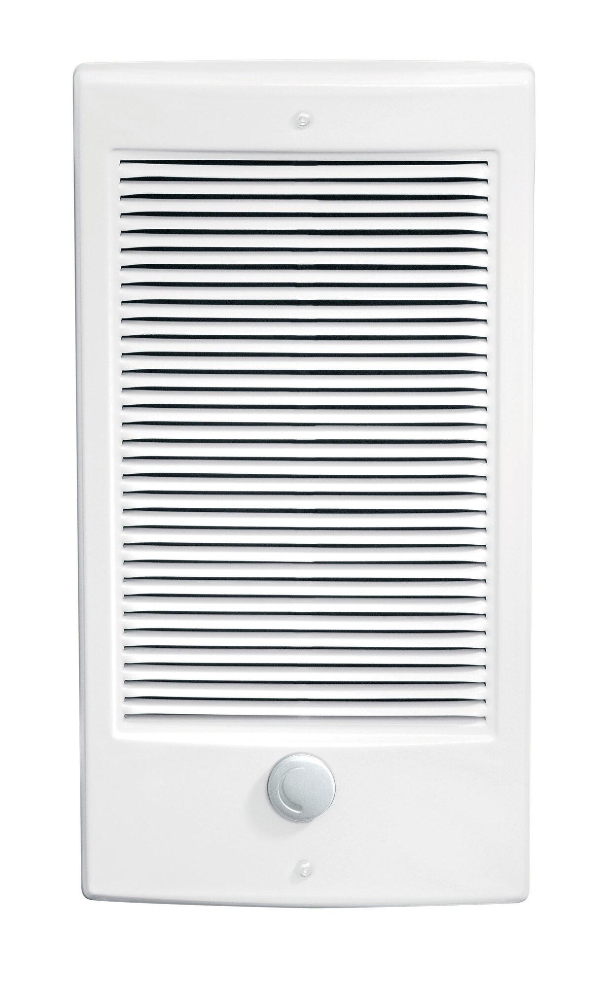 Dimplex 6 824 Btu Wall Insert Electric Fan Heater Ebay