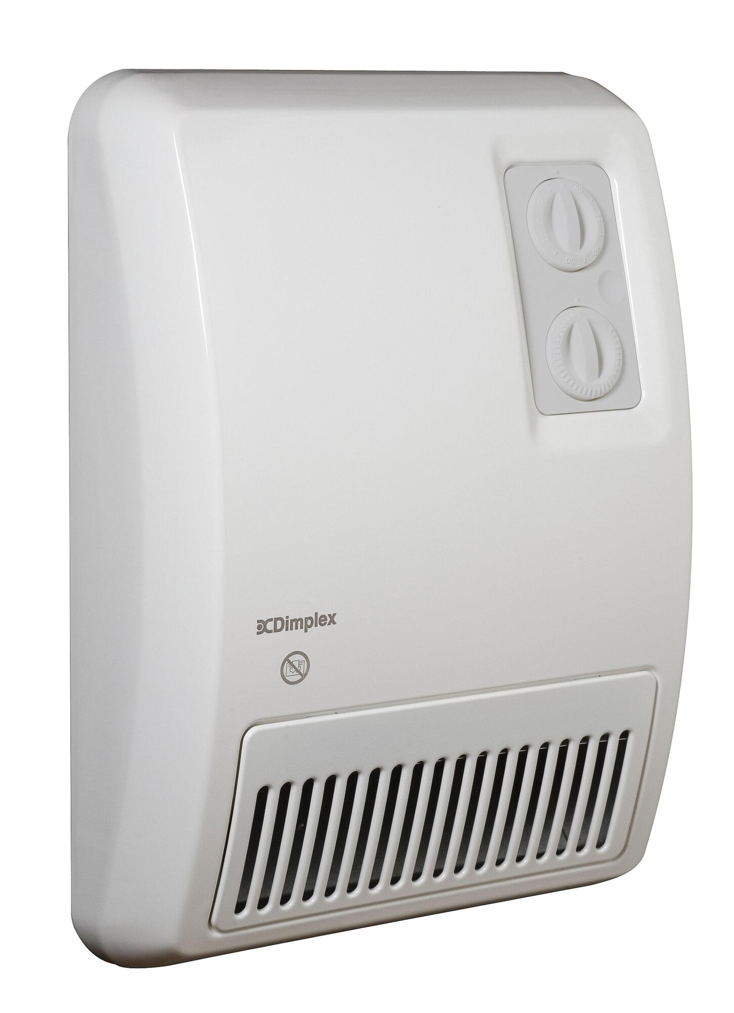 Dimplex 3 413 Btu Wall Insert Electric Fan Heater Ebay