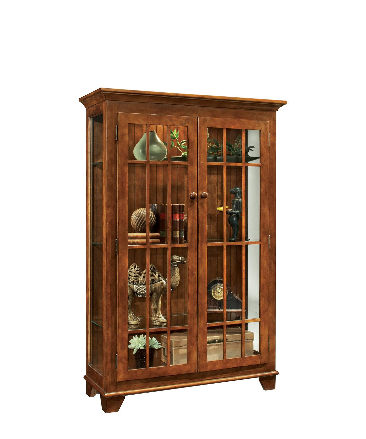 Philip Reinisch Co Colortime Monterey Curio Cabinet