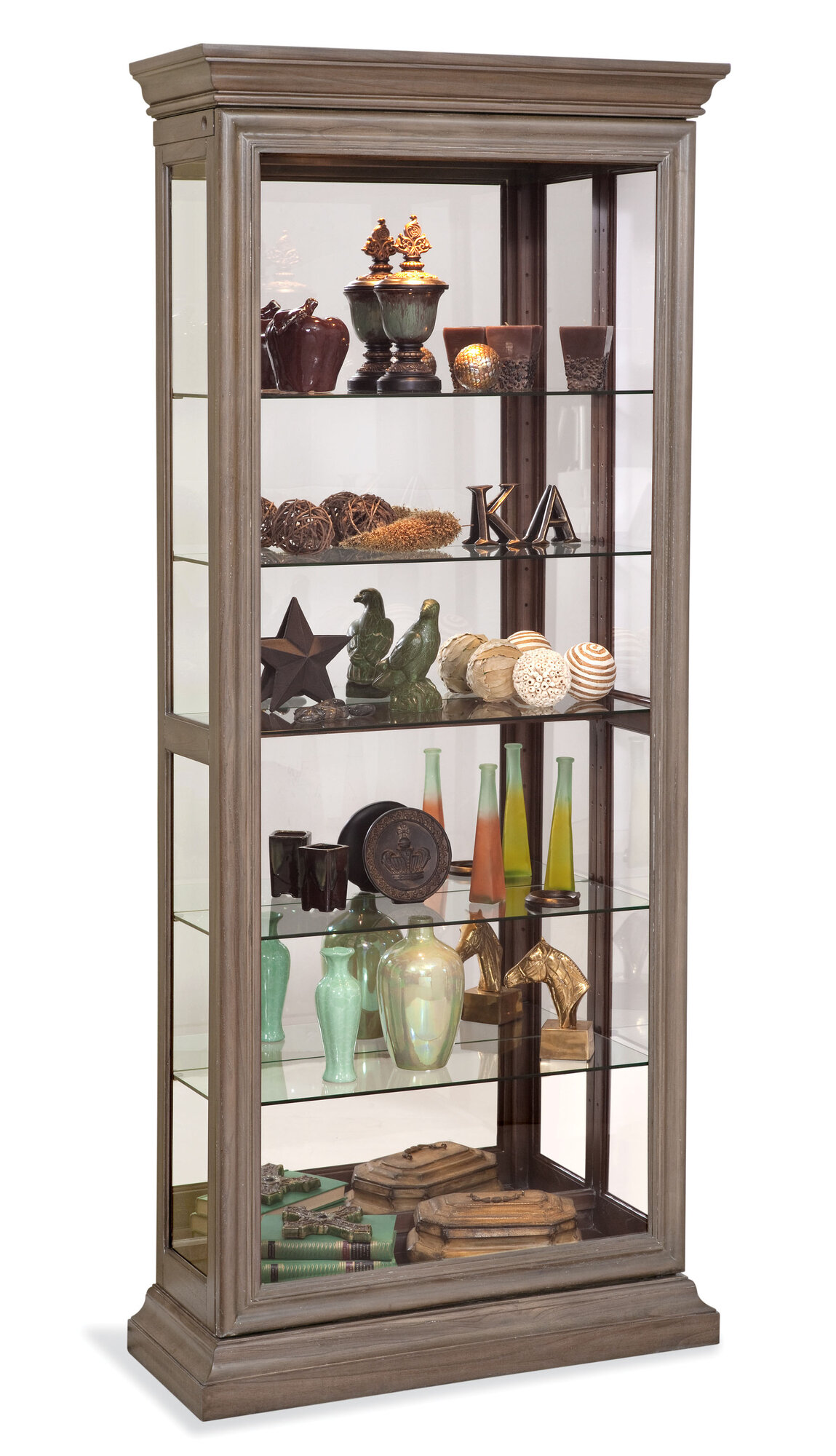 Philip Reinisch Co Destiny Curio Cabinet Ebay