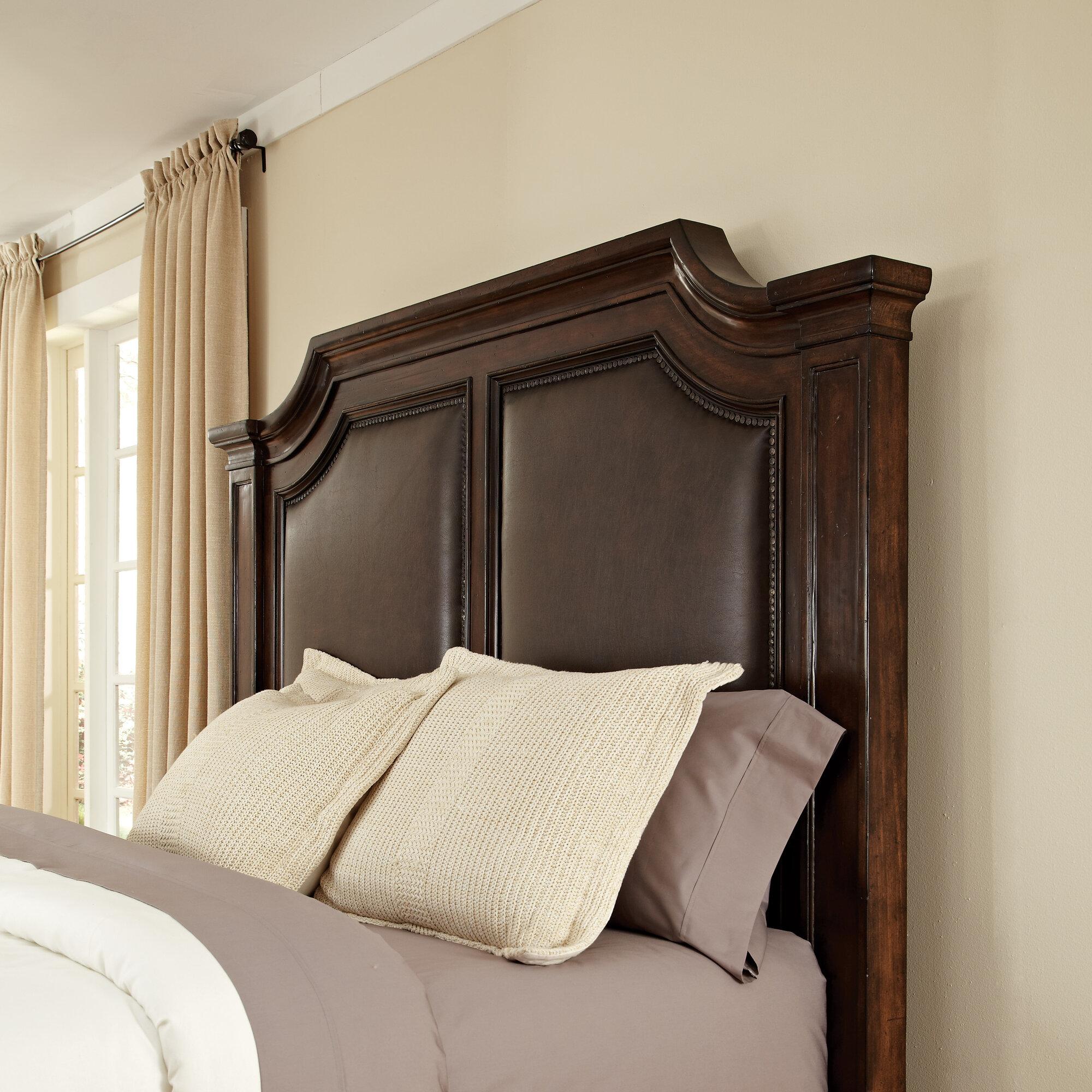 A.R.T. Egerton Upholstered Headboard Size: Full / Queen