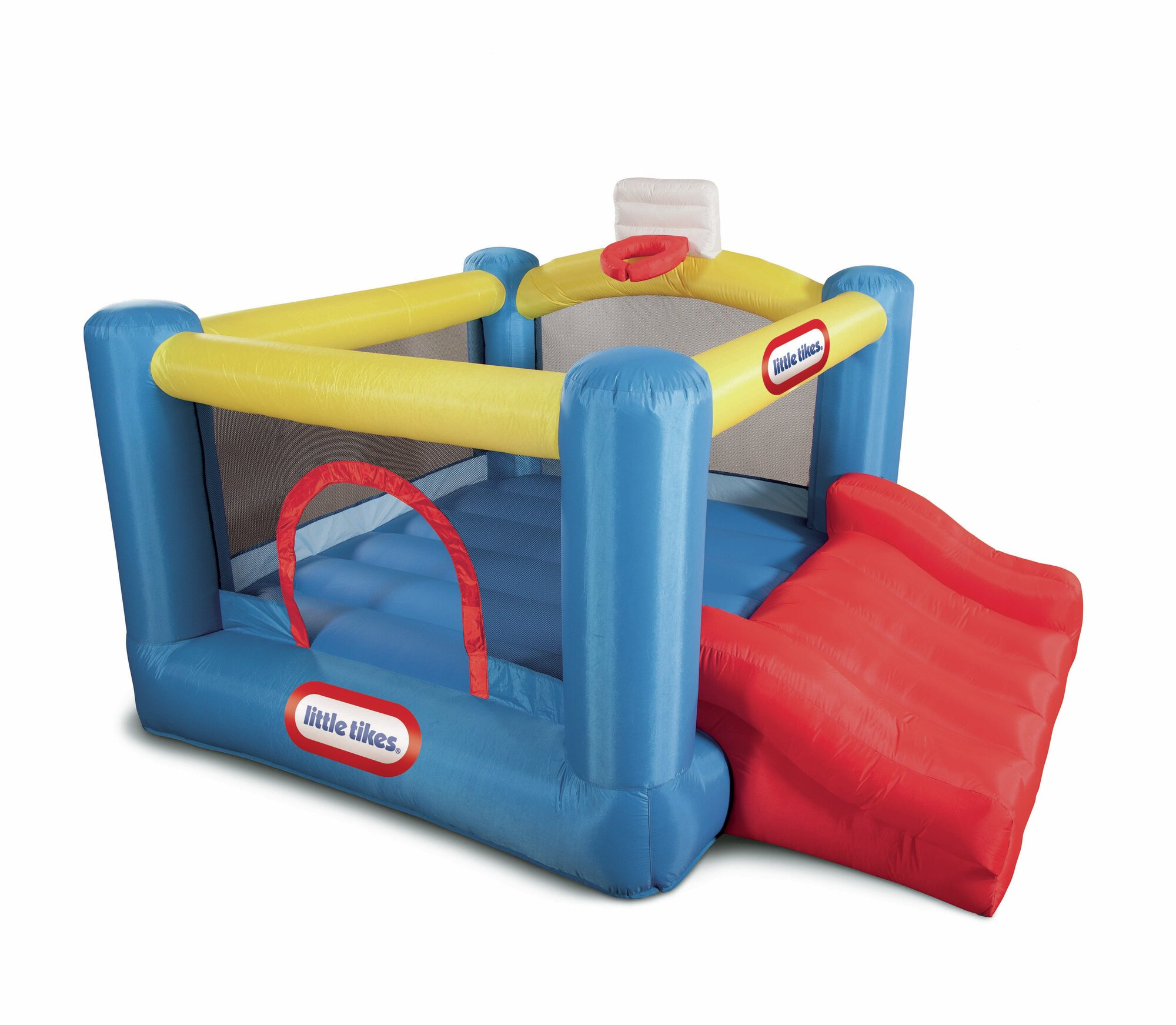 Little Tikes Jr. Sports 'n Slide Bounce House