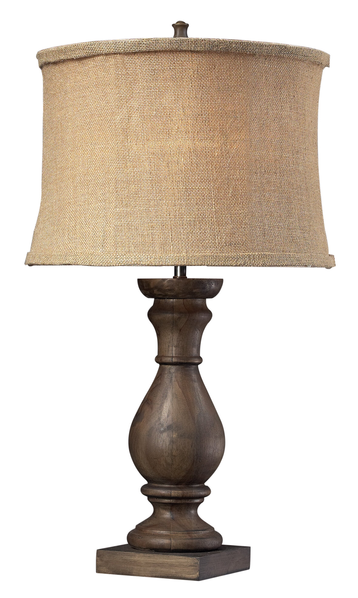 details about dimond lighting pisgah 27 h table lamp with oval shade. Black Bedroom Furniture Sets. Home Design Ideas