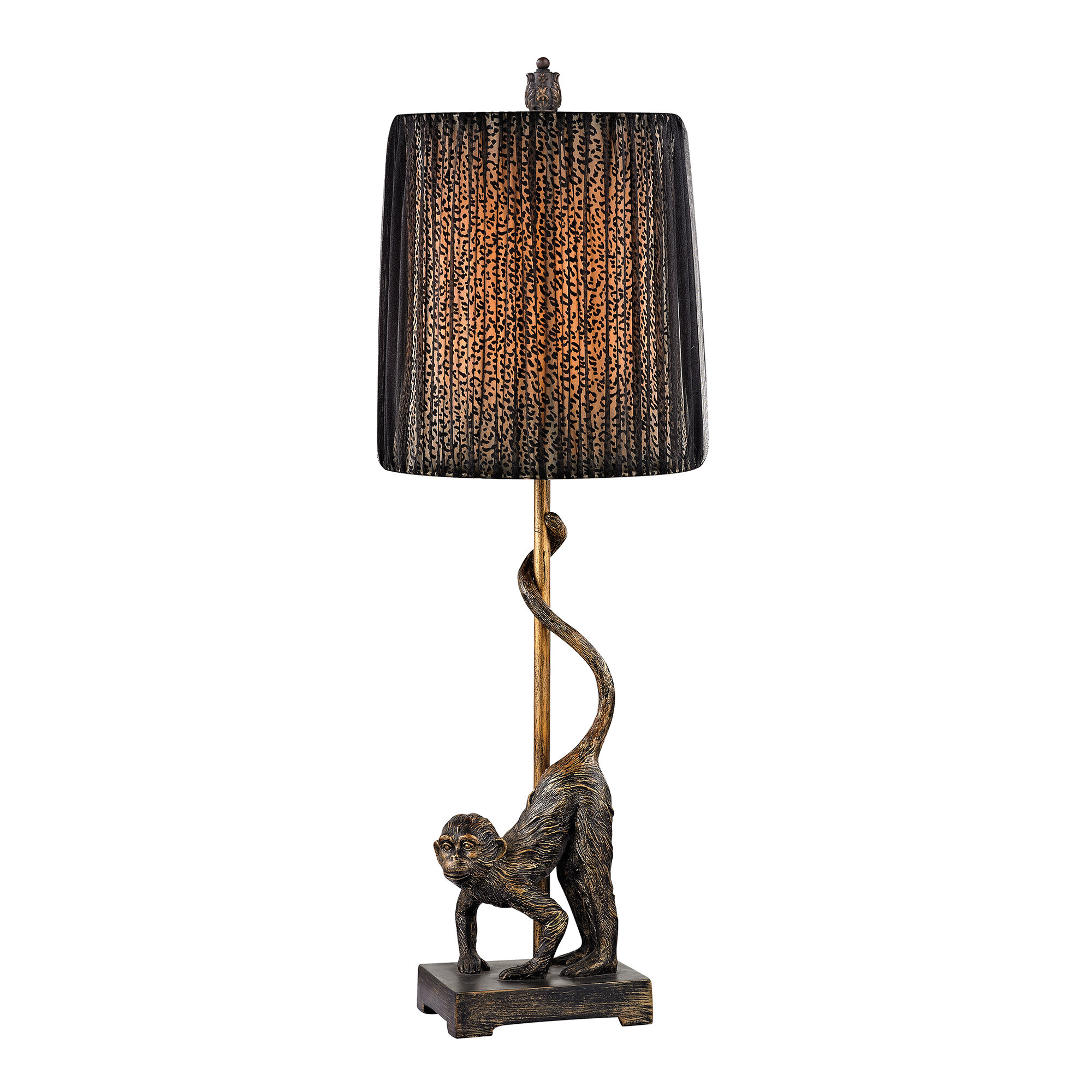 Dimond Lighting Monkey Accent 26 Quot Table Lamp