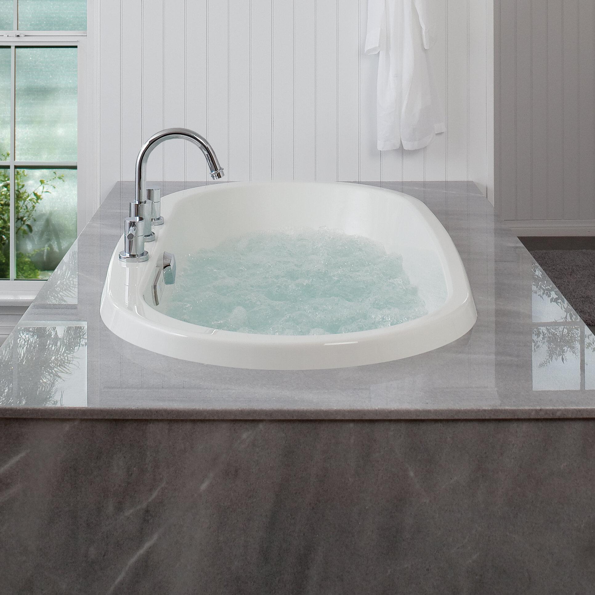 Jacuzzi Mio 72 X 42 Air Whirlpool Bathtub EBay