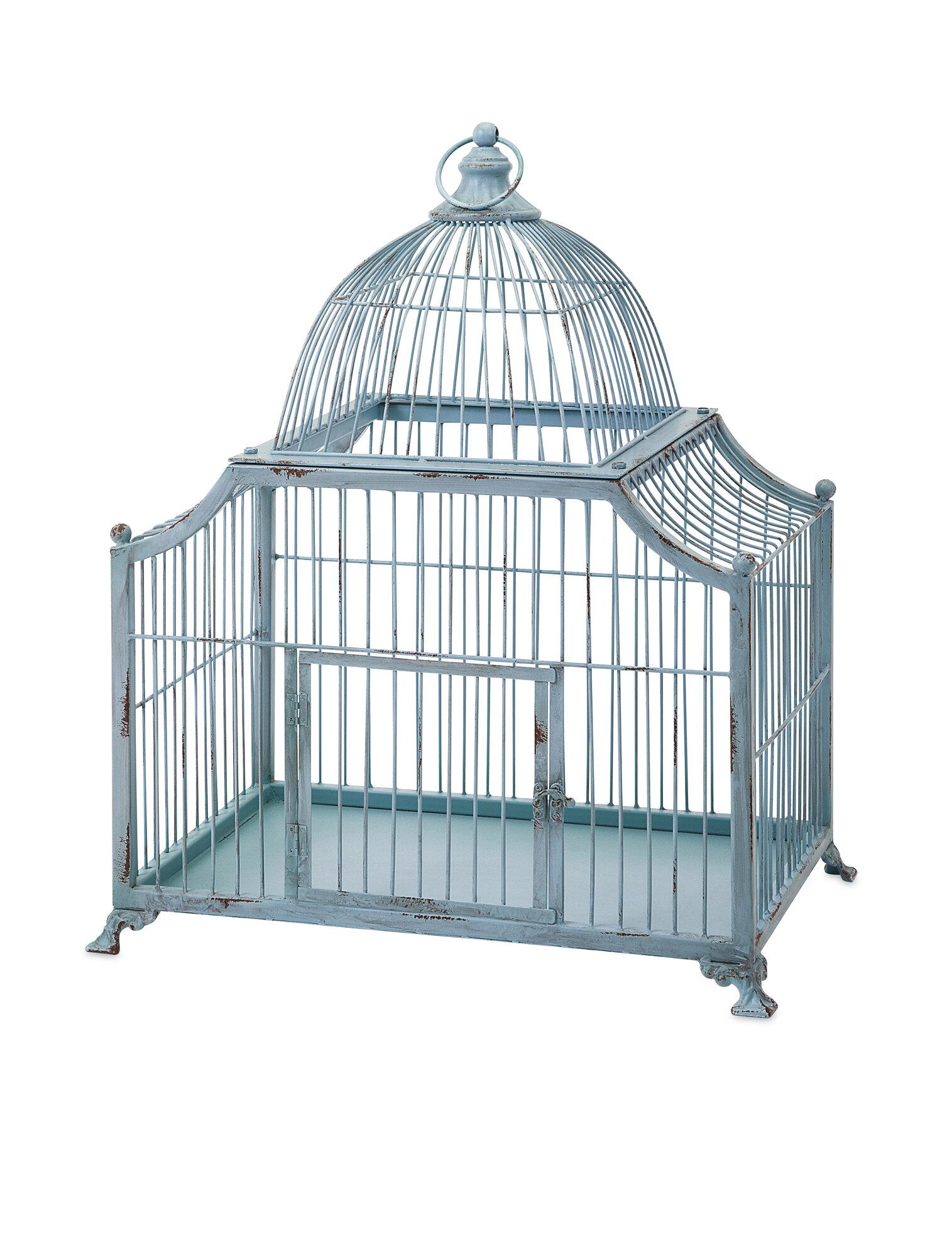 IMAX Iris Decorative Bird Cage  eBay