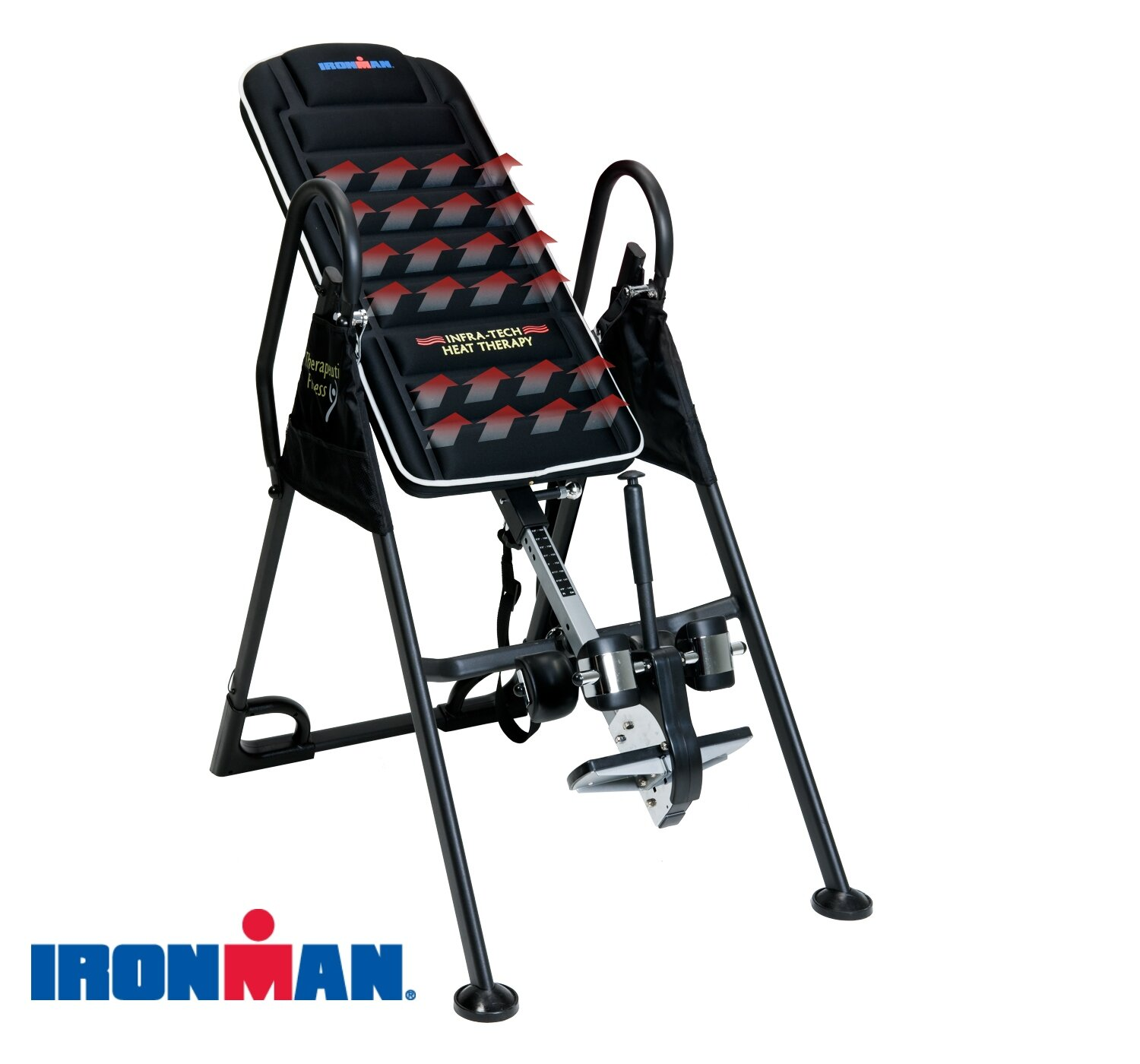 how to use ironman inversion table