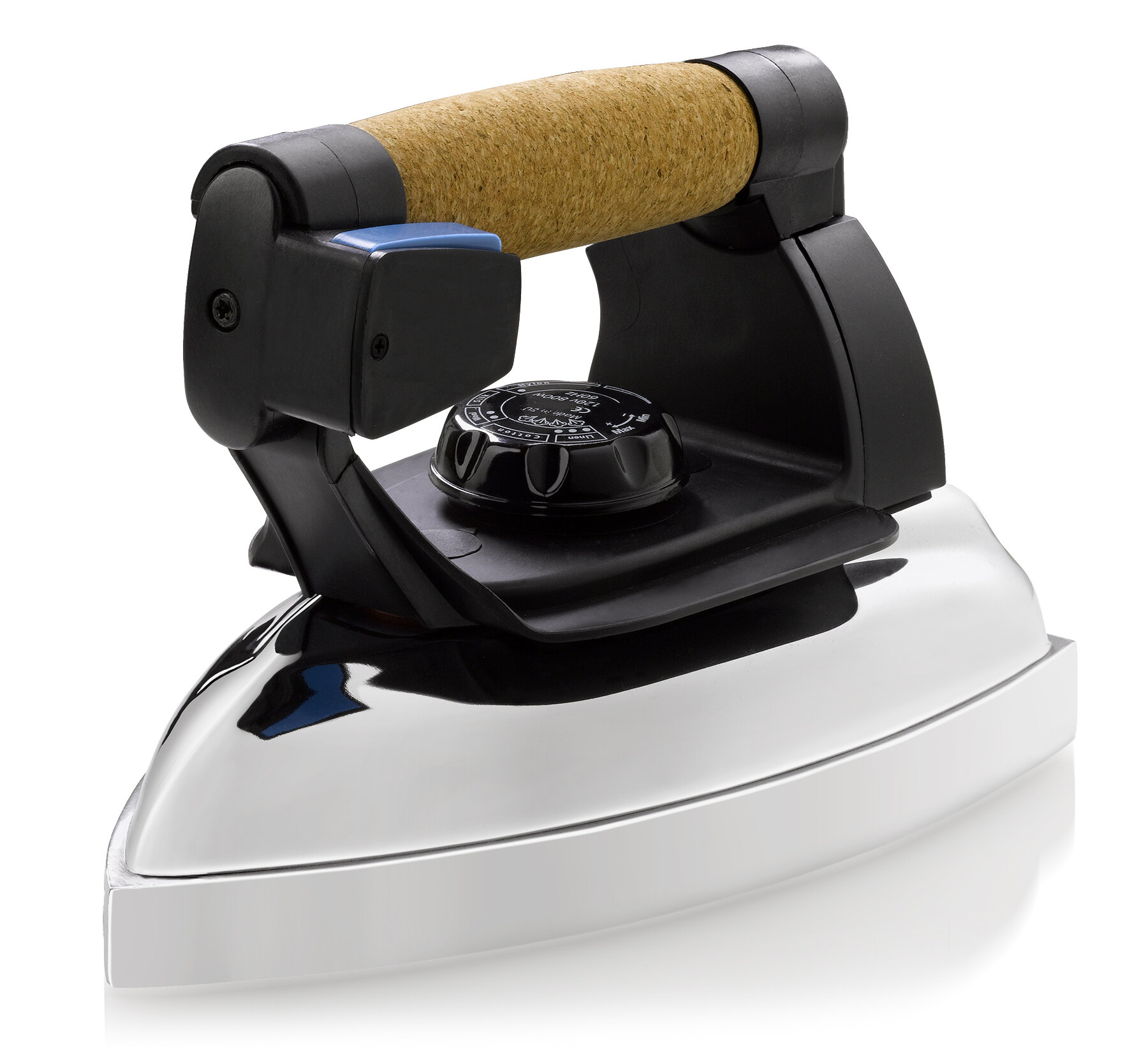 First Electric Steam Iron ~ Reliable corporation steam electric iron ebay