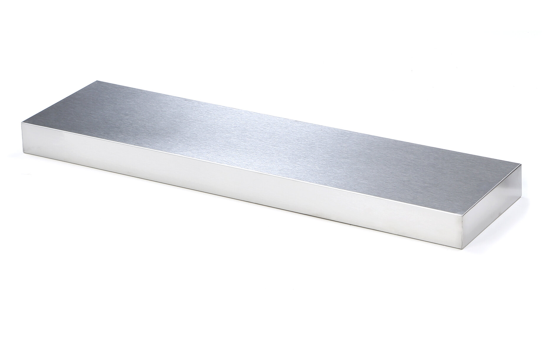 Details about Danver Stainless Steel Floating Shelf