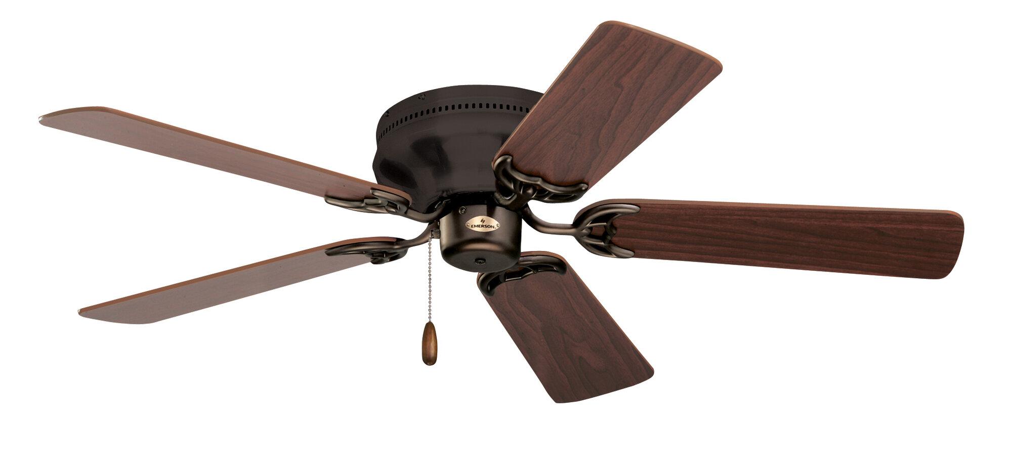 Emerson Ceiling Fans : Emerson ceiling fans quot contemporary snugger blade