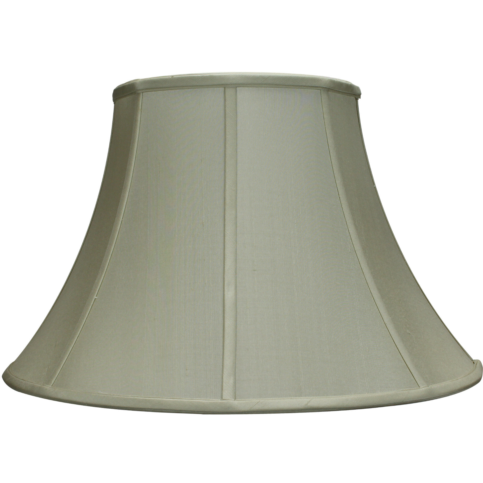 Laura Ashley Lighting Charlotte 16 5 Silk Bell Lamp Shade