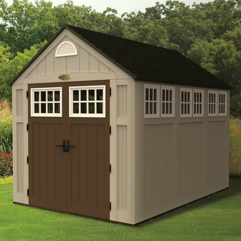 Resin storage sheds for sale classifieds for Sheds with porches for sale