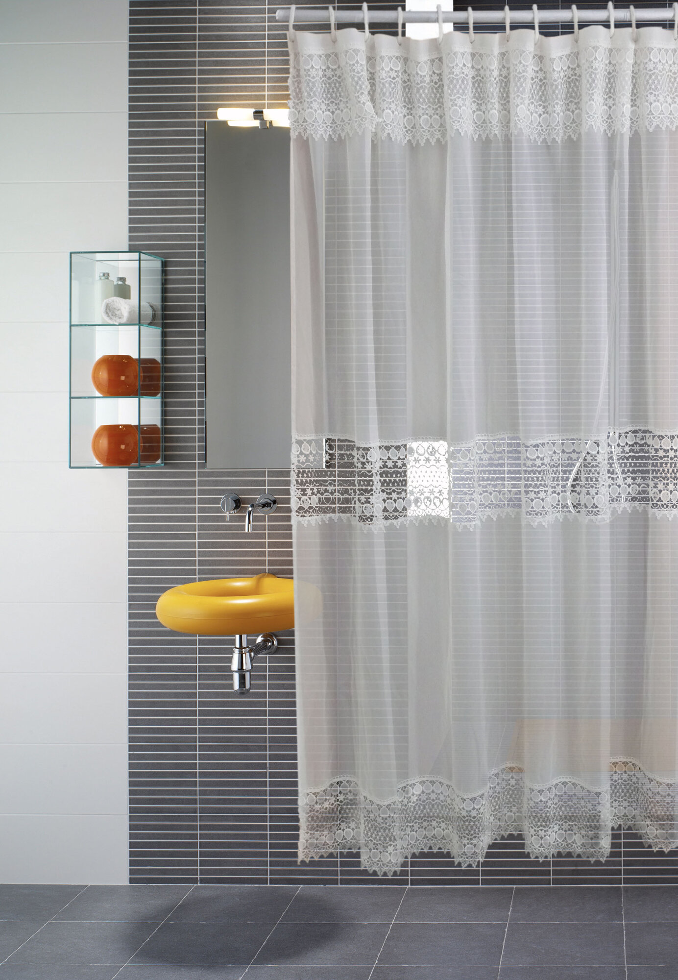 Shop Target for shower curtains and bath liners in a variety of colors, patterns and materials. Free shipping on purchases over $