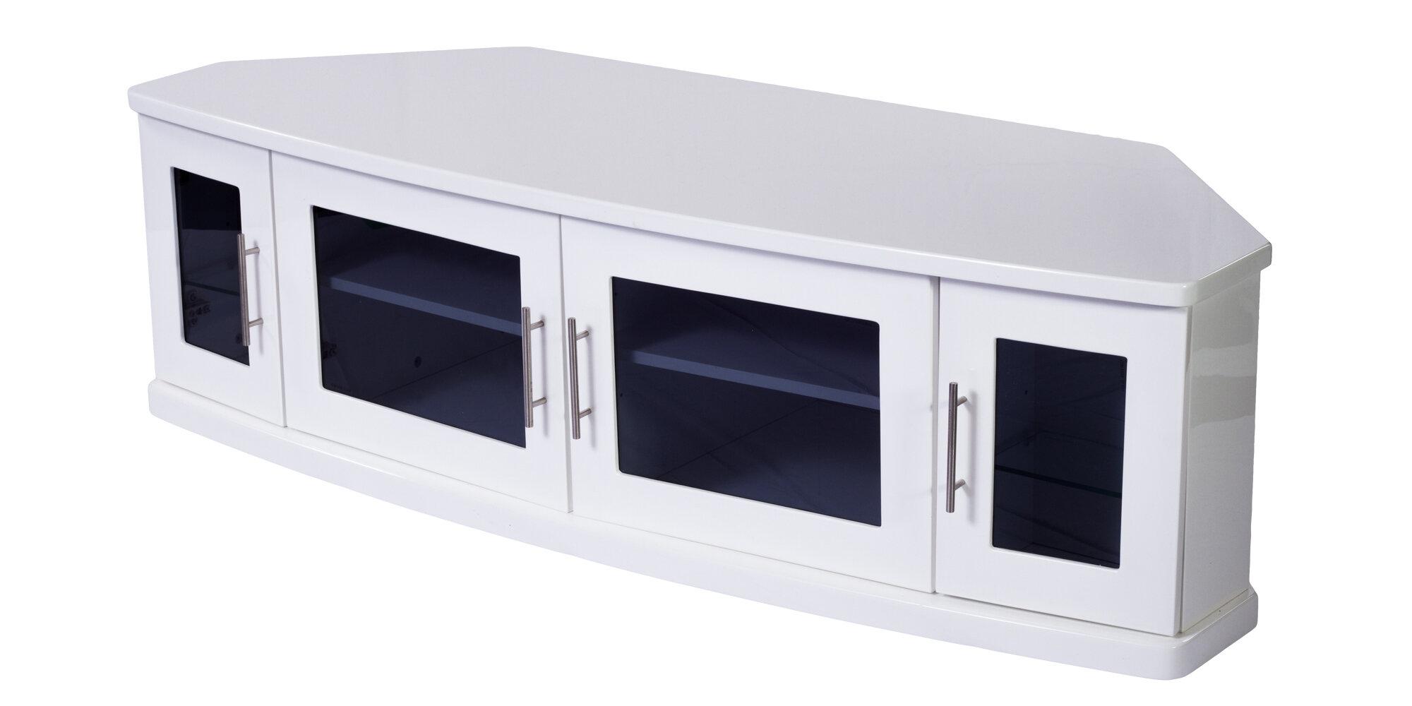 plateau newport corner tv stand ebay. Black Bedroom Furniture Sets. Home Design Ideas