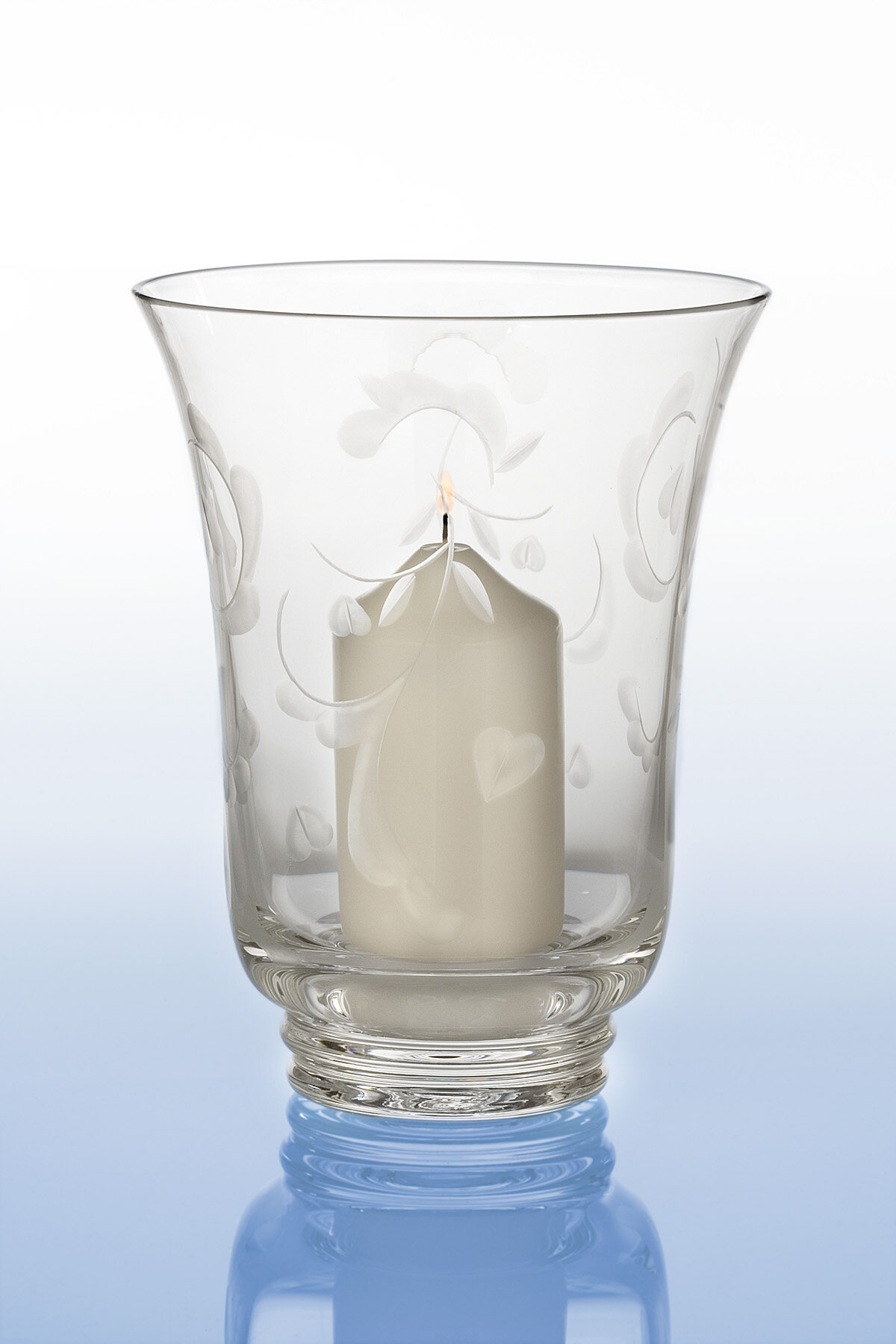 Marquis by Waterford - 143059 - Yours Truly Vase with Candle