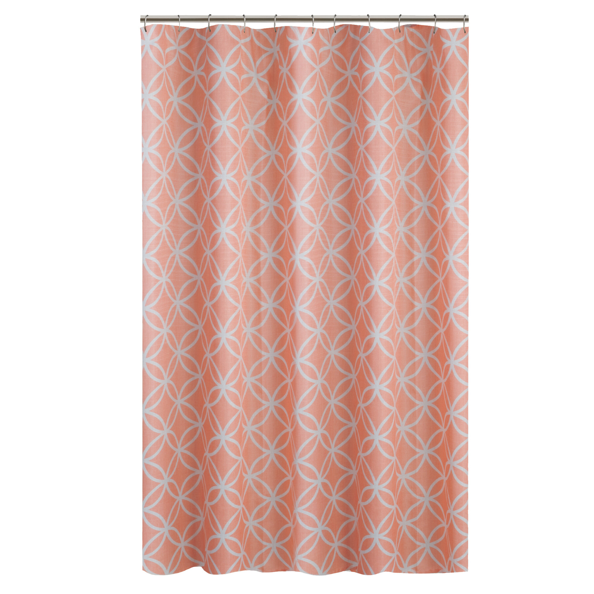 Maytex Emma Shower Curtain