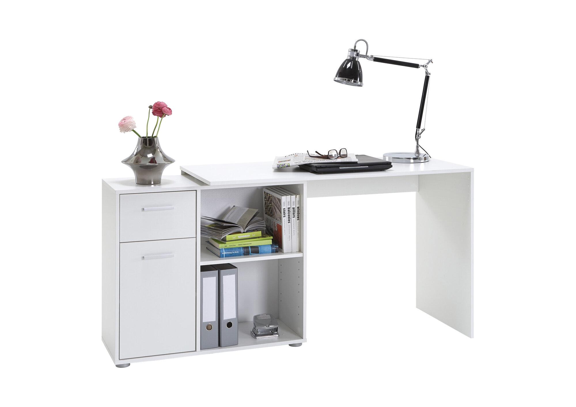 Fmd schreibtisch albrecht ebay for Schreibtisch von oben